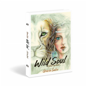 Wild Soul. Coloring book. 3rd edition