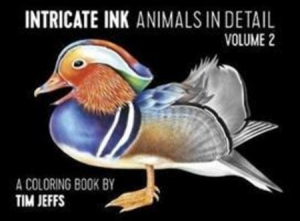 Intricate Ink Animals in Detail Vol. 2