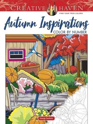 Autumn Inspirations Color by Number